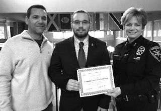 Criminal Justice Student Awarded Scholarship