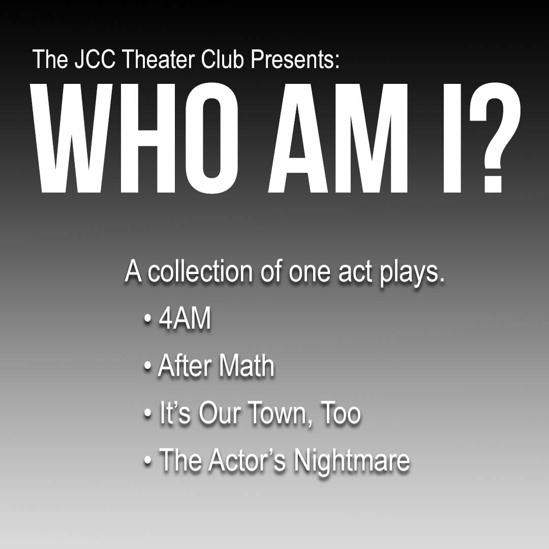Image of Who Am I? Graphic