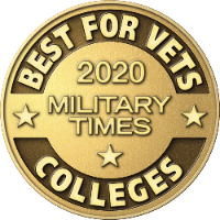 Best for Vets College Designation by Military Times