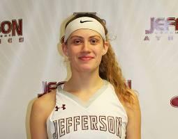 Ashlyn L. Eyles Named Jefferson Community College Athlete of the Week