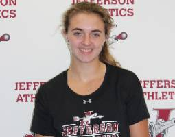 Alannah P. Cook Named Athlete of the Week