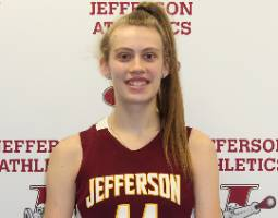 Ashlyn L. Eyles Named Athlete of the Week