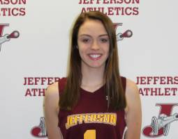 Natalie Cole Named Athlete of the Week