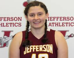 Isabella C. Soluri Named Athlete of the Week