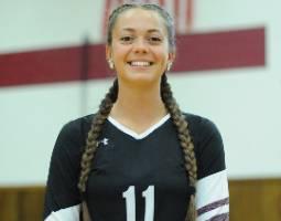 Jenna M. Wilson Named Athlete of the Week