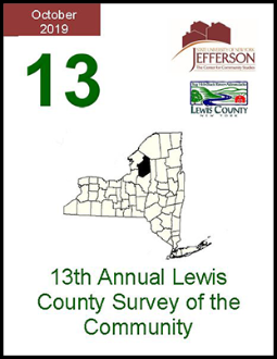 13th Annual Lewis County Survey of the Community