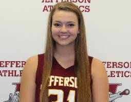 Chelsey R. Raven Named Athlete of the Week
