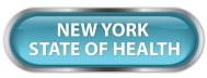 New York State of Health: Image link button to New York State of Health website